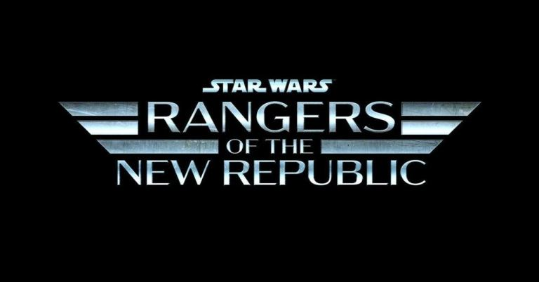 Disney: Star Wars Rangers of the New Republic